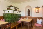 Wirtshaus Acheleschwaig - Gaststube mit Kachelofen